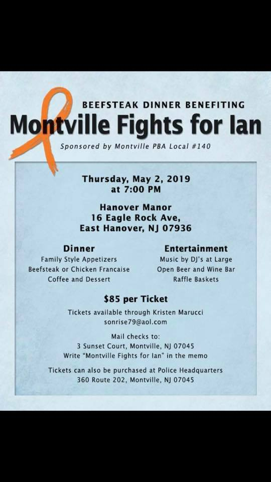 Montville Fights for IAN